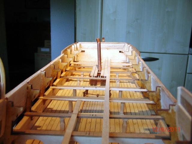Huberts Baubericht Victory aus Holz Deck0110