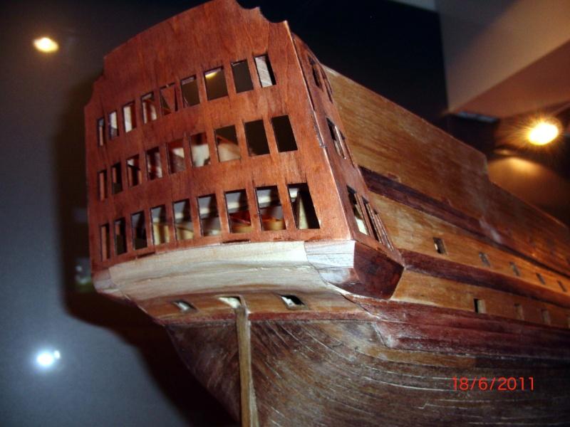 Huberts Baubericht Victory aus Holz Deck0910