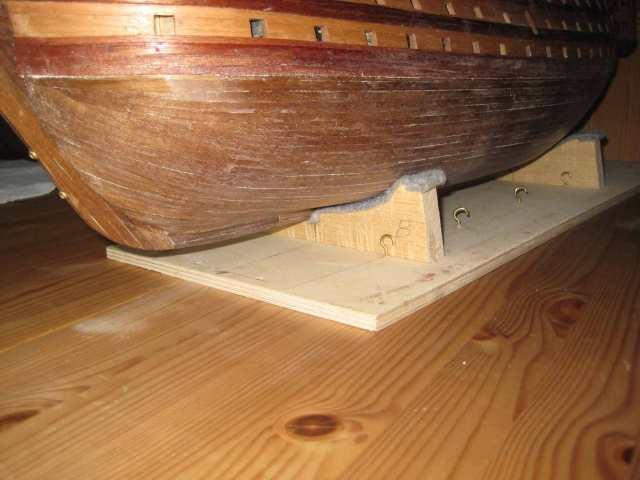 Huberts Baubericht Victory aus Holz Hellin12