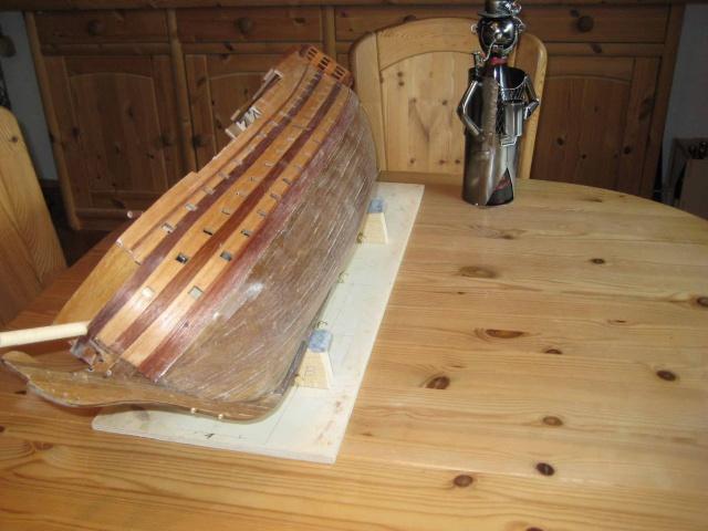 Huberts Baubericht Victory aus Holz Hellin13