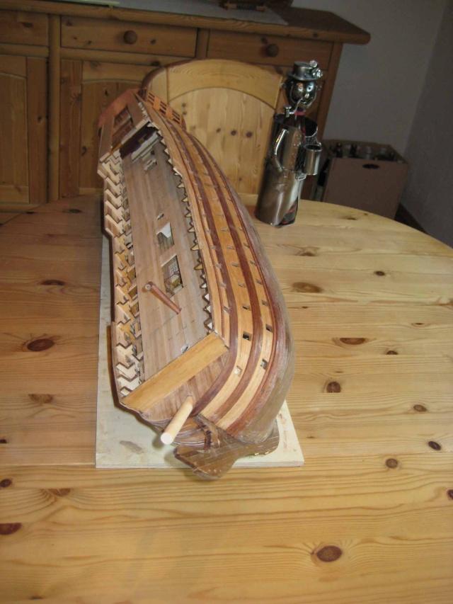Huberts Baubericht Victory aus Holz Hellin14
