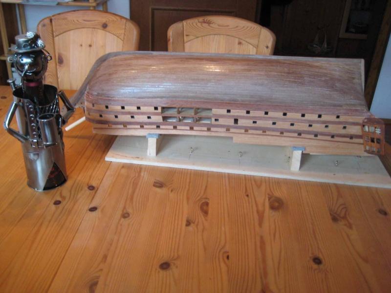 Huberts Baubericht Victory aus Holz Hellin15
