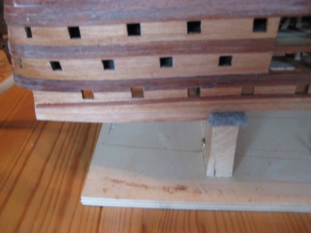 Huberts Baubericht Victory aus Holz Hellin16