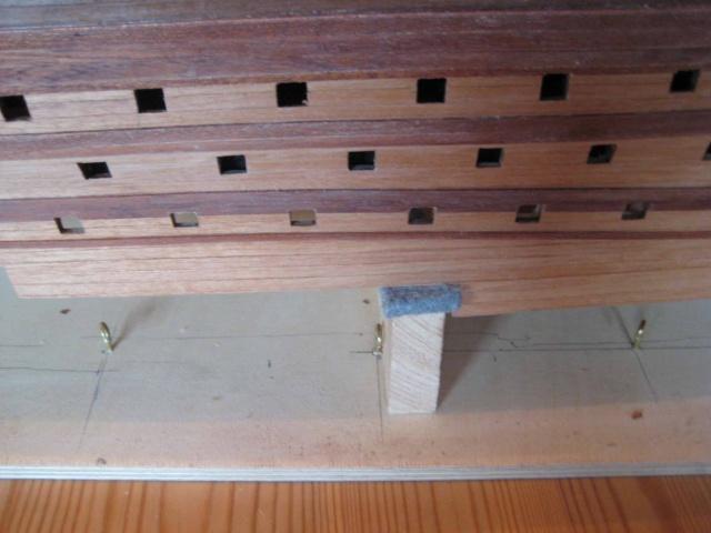 Huberts Baubericht Victory aus Holz Hellin17