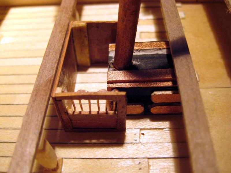 Huberts Baubericht Victory aus Holz Kombas10