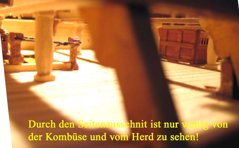 Huberts Baubericht Victory aus Holz Kombas13