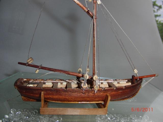 Huberts Baubericht Victory aus Holz Langbo21
