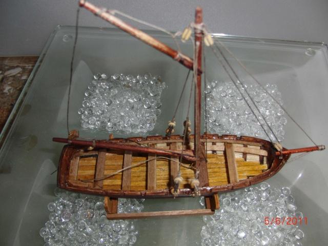Huberts Baubericht Victory aus Holz Langbo22