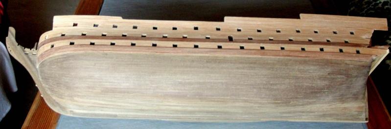 Huberts Baubericht Victory aus Holz Rumpf010