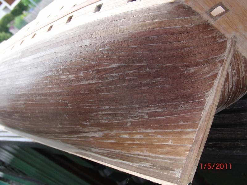 Huberts Baubericht Victory aus Holz Vic-be11