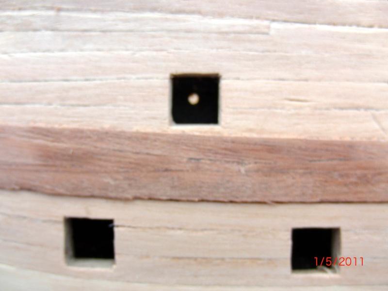 Huberts Baubericht Victory aus Holz Vic-be14
