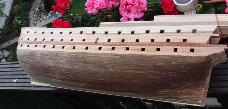 Huberts Baubericht Victory aus Holz Vic-be18