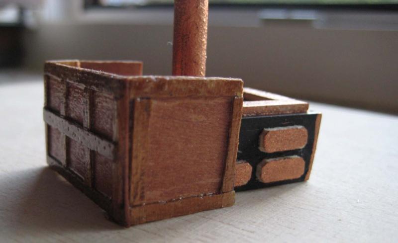 Huberts Baubericht Victory aus Holz Zweite10