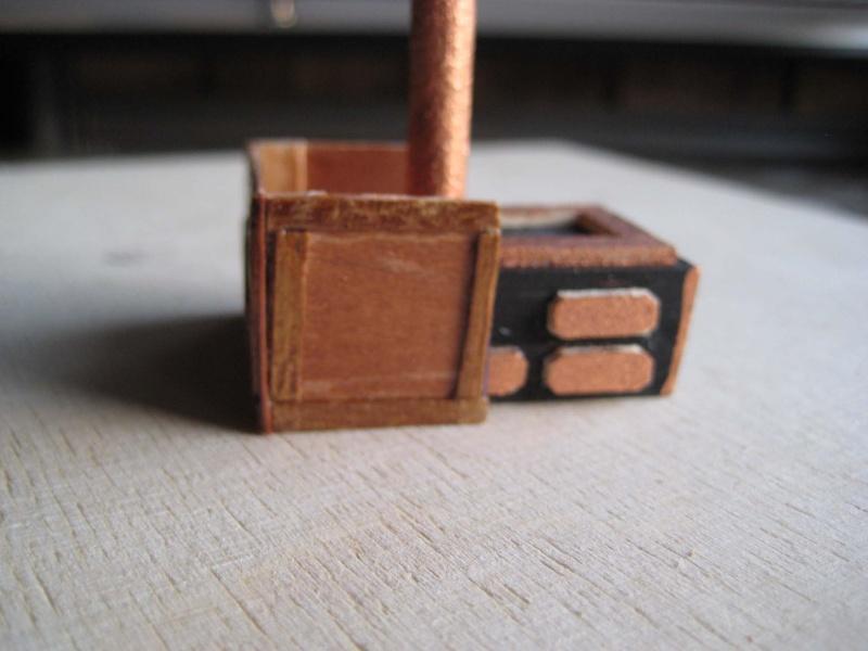 Huberts Baubericht Victory aus Holz Zweite13