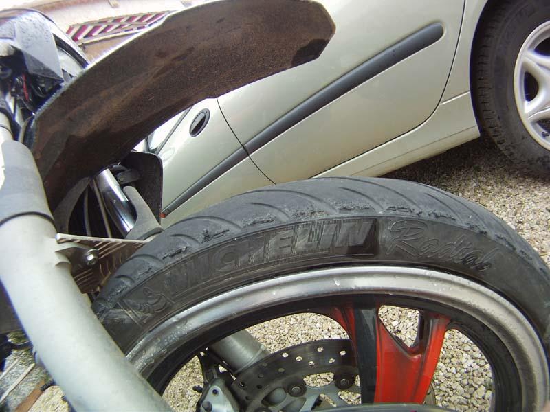 Partie cycle mix klr tdm Gopr0011