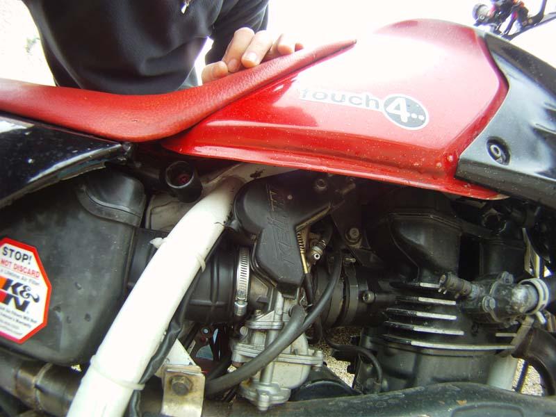 Partie cycle mix klr tdm Gopr0111