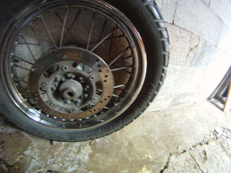 Partie cycle mix klr tdm Gopr0115