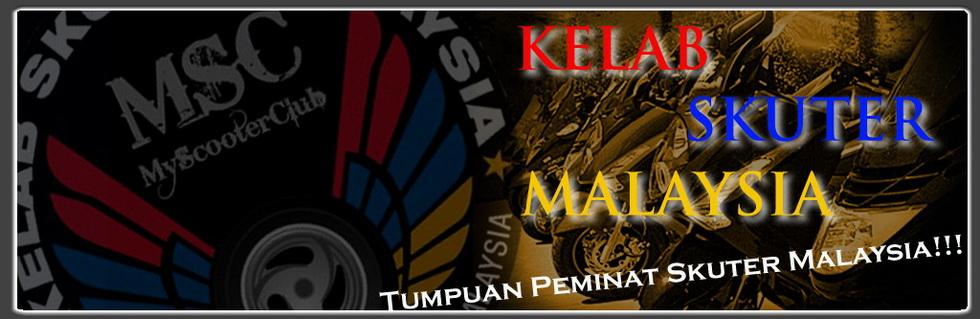 KELAB SKUTER MALAYSIA