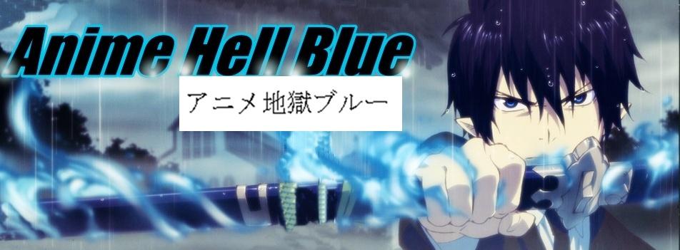 Anime Hell Blue