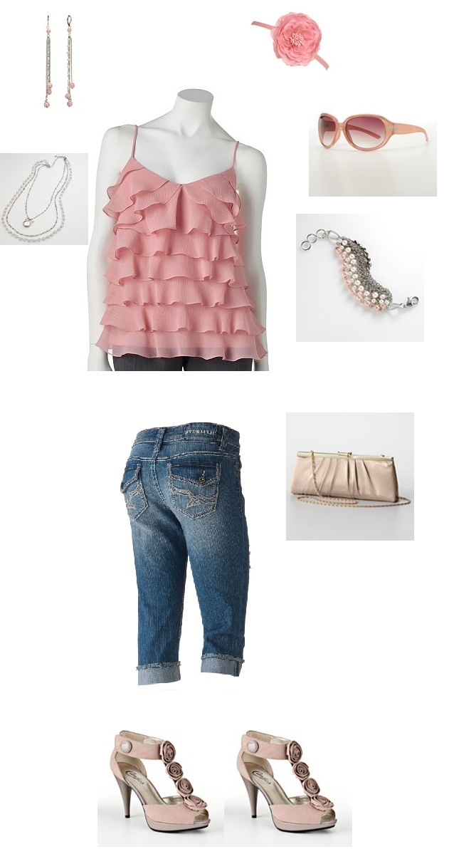 random outfit i put together Candie10