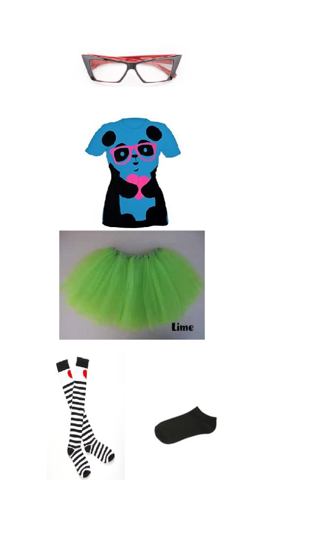 random outfit i put together Random10