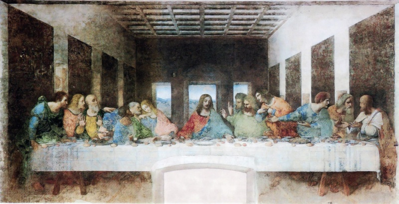 Leonardo Da Vinci's secrets !! Leonar10