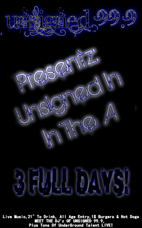 Unsigned In The A Unsign10