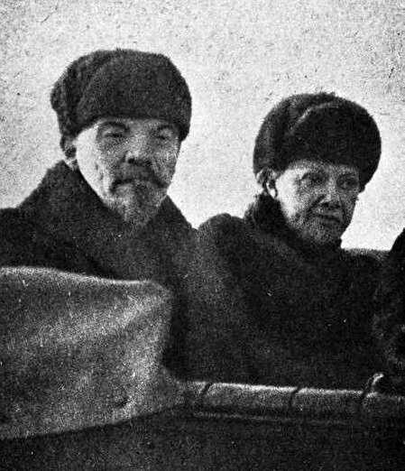 Gunnskie korni v Europe Lenin_10