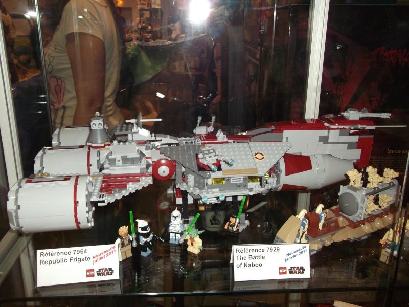 LEGO STAR WARS - 7964 - Frégate de la république 31110