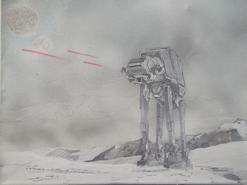 Star Wars - Artwork - Discussions générales - Page 3 34310