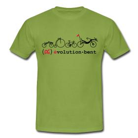 T-shirts Vélos couchés 28010