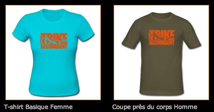 T-shirts Vélos couchés T-shir10
