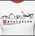 T-shirts Vélos couchés Evolut10