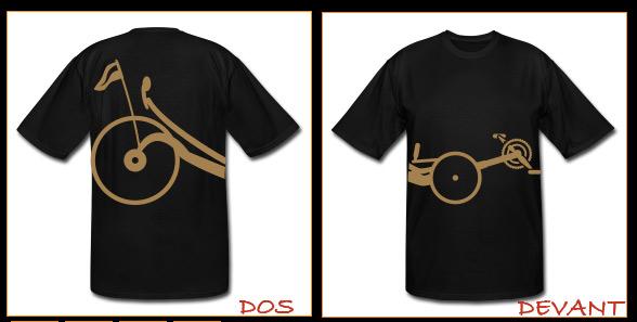 T-shirts Vélos couchés Trike-10