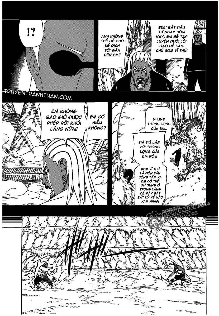 Naruto Chapter 543 Tiếng Việt 1310