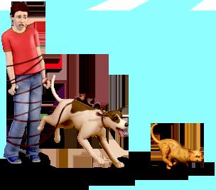 Les Sims™ 3 : Animaux et Cie - Page 2 Artwor10
