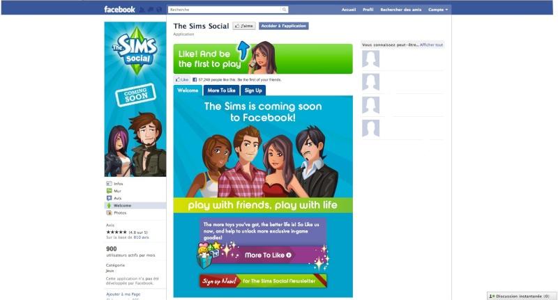 Les Sims Social et Simcity Social The-si11