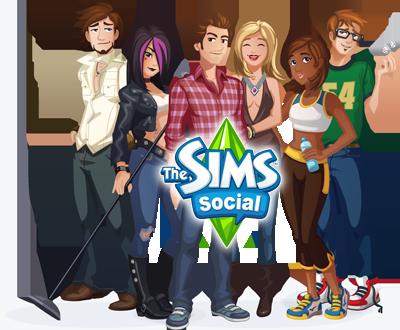Les Sims Social et Simcity Social Thssim10