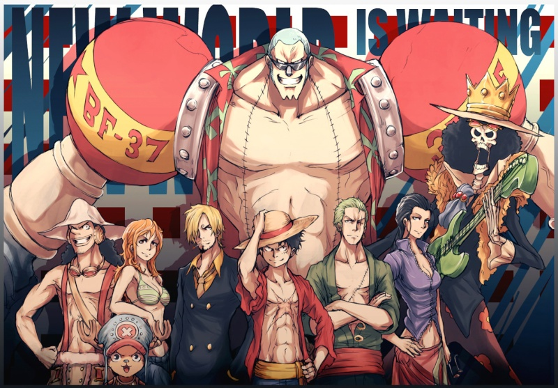 One Piece RPG World
