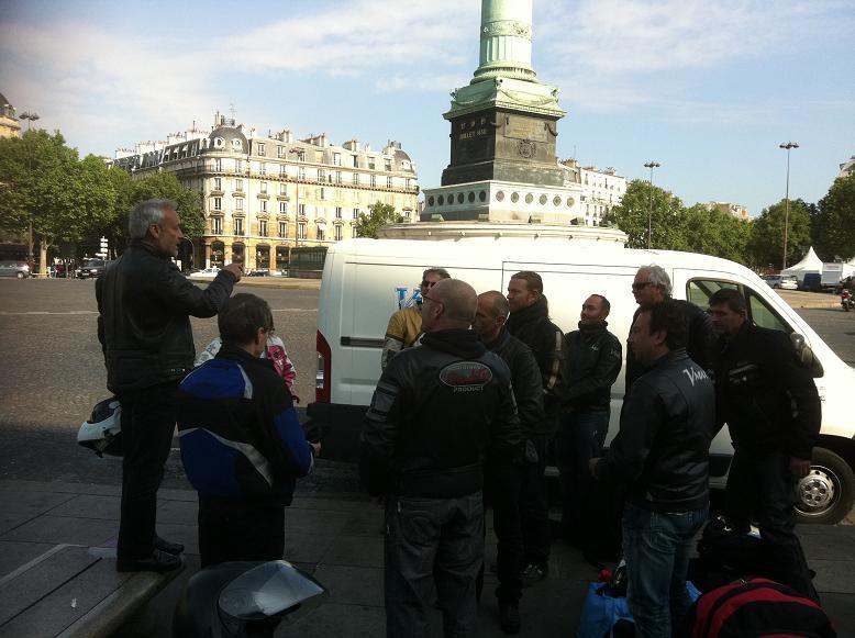 Le V MaX TOUR 2011 - En route vers de nouvelles aventures! - Page 3 Photo310