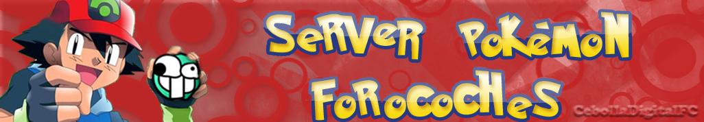Server Pokémon Forocoches