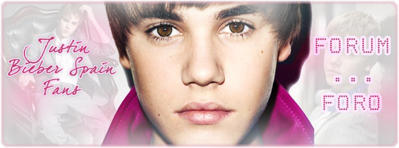 Justin Bieber Spain Forum