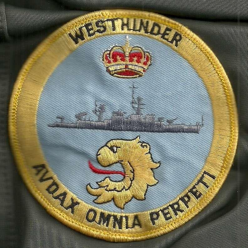 Crest du F913 WESTHINDER Acusso10