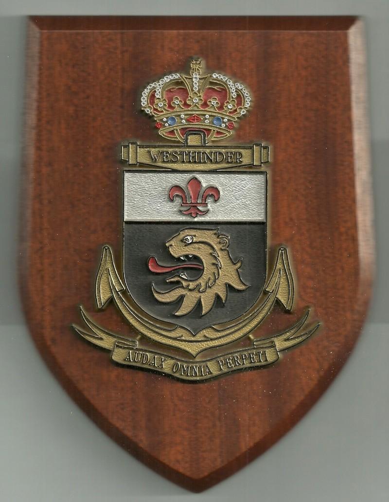 Crest du F913 WESTHINDER Crest010