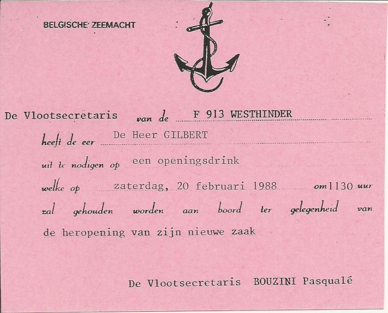 F913 - ESCADRE HOLLANDAISE - NEDERLANDS ESKADER 1988 - Page 3 Numari10