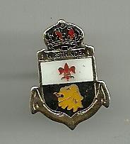 Crest du F913 WESTHINDER Pins0010
