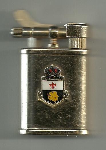 Crest du F913 WESTHINDER Zippo014
