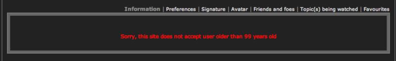 Discrimination?! Derp10