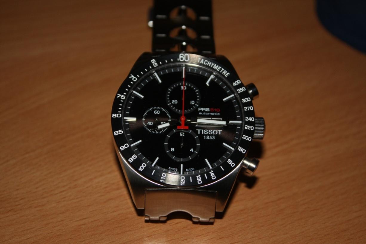 Tissot PRS516 Automatic Chronograph Valjoux Img_4417