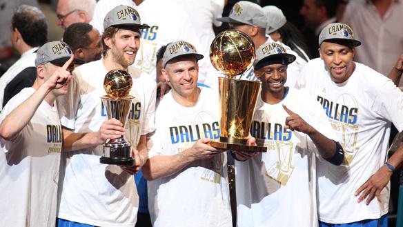 Felicidades a los Campiones 2011 NBA Mave210